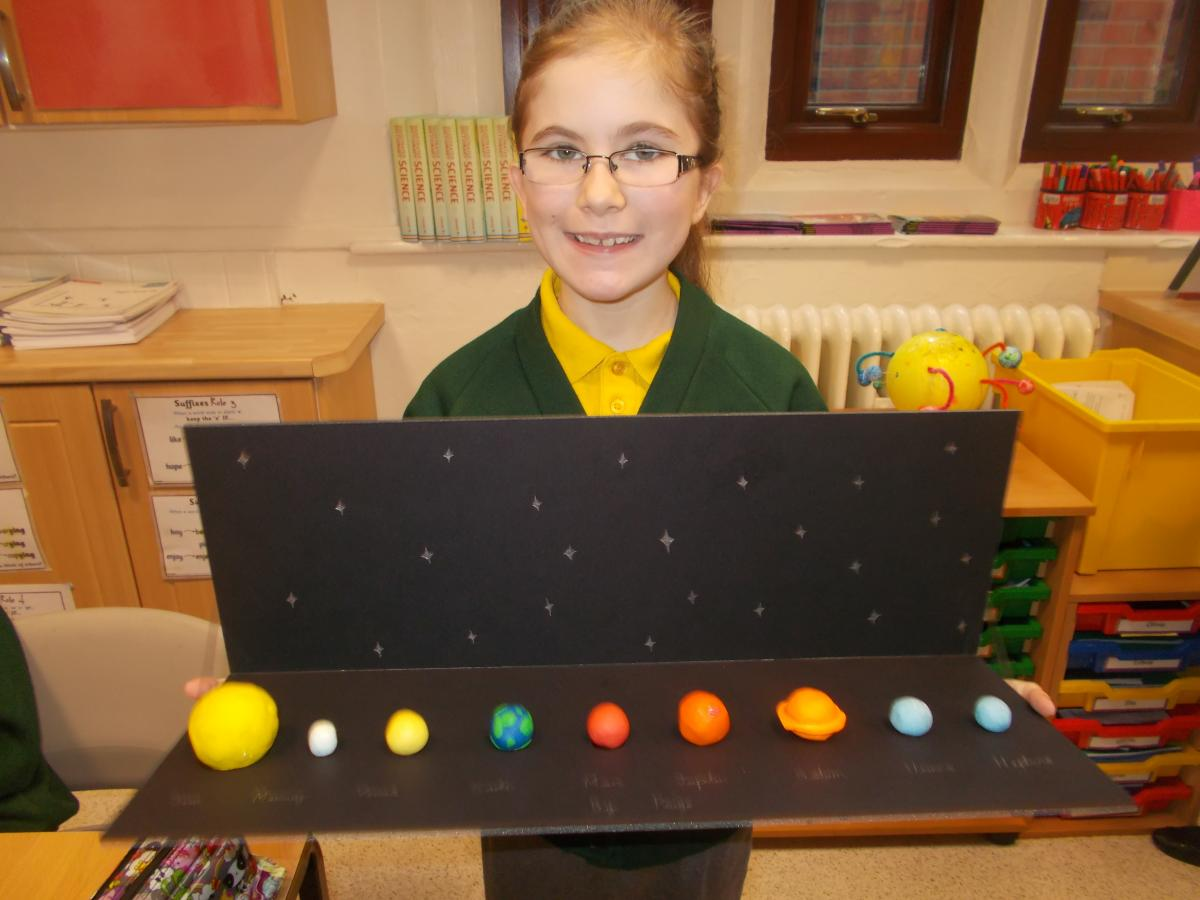 Space Projects The Meadows Primary School