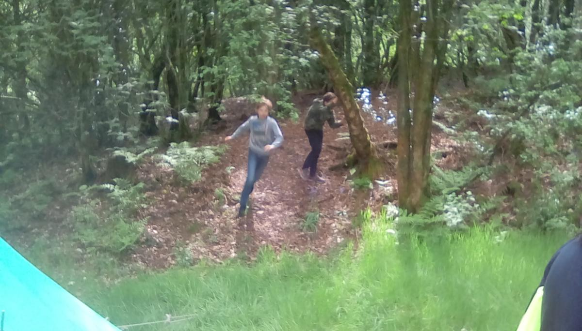 Wild Camping Y6 May 2019   The Meadows Primary School
